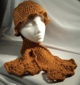 keyhole scarf and hat