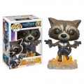 rocket pop vinyl figure